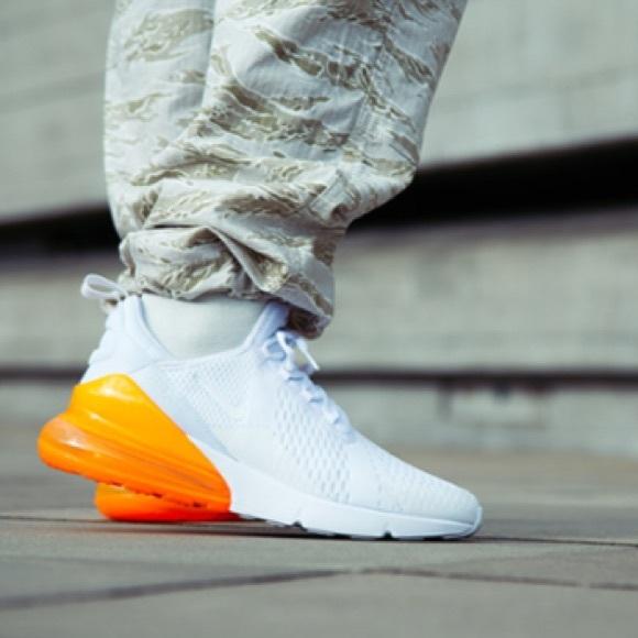 Nike Shoes | Air Max 270 White Pack